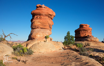 Red Tower, Needles Canyonlands