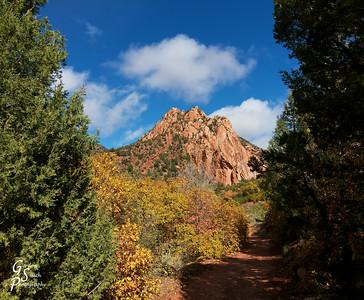 Kanarra Peak