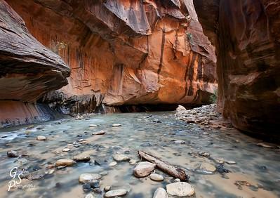 Deep Canyon Narrows